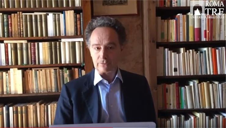 Videomessaggio del Rettore agli studenti - 3 aprile 2020