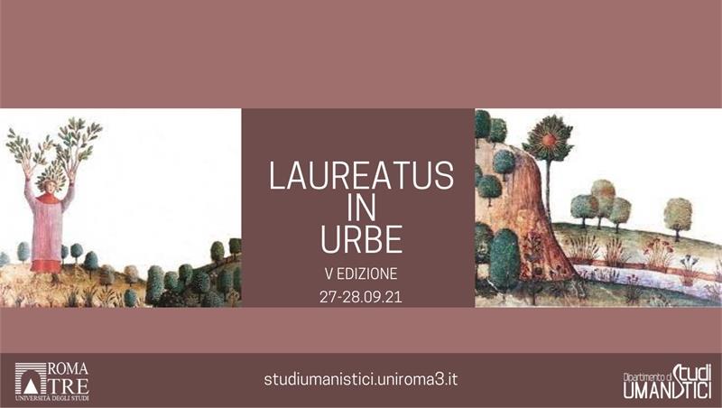 Laureatus in Urbe 2021